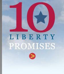 Liberty 10 Promises